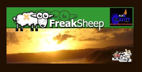 Freak sheep logo